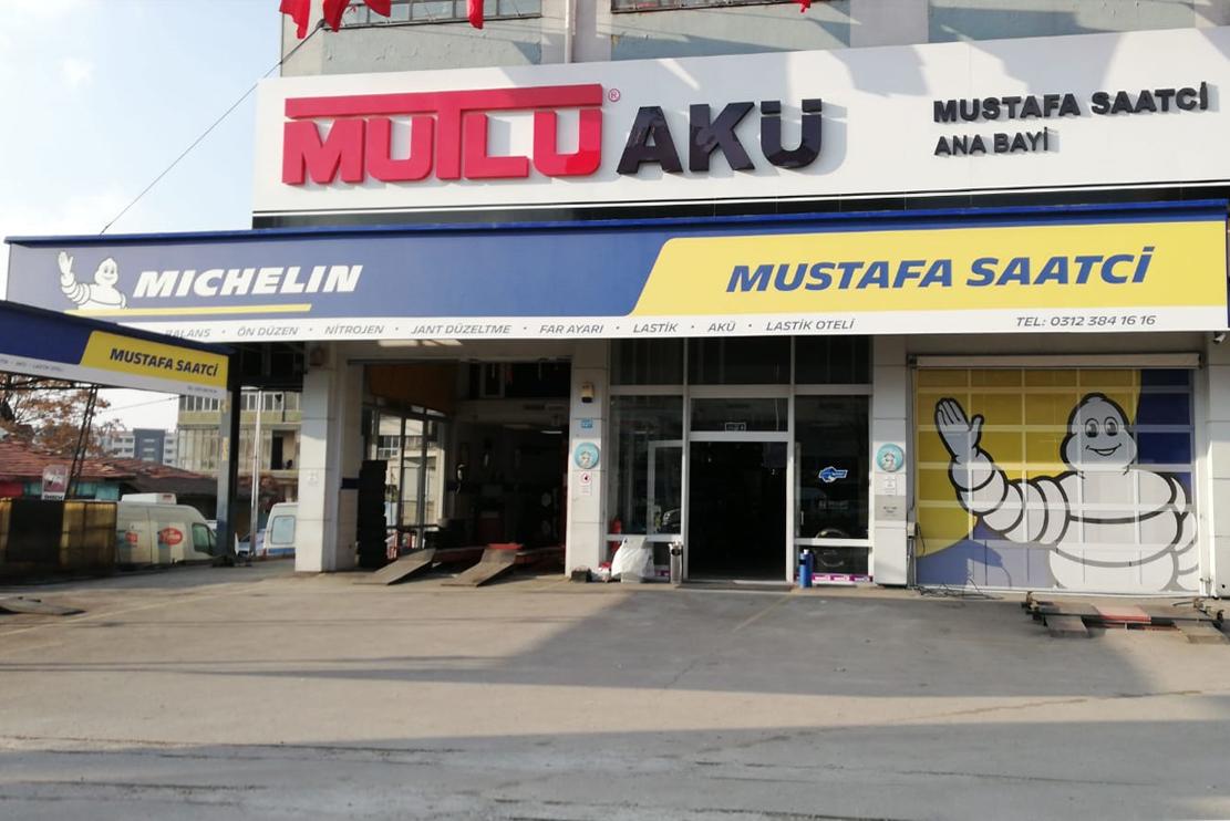 Mustafa Saatçi